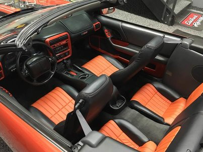 Camaro Firebird And Trans Am Seat Covers Upholstery